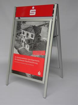 Kundenstopper BrandSign